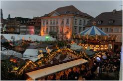Landau Weihnachtsmarkt.Weihnachtsmarkt In Landau